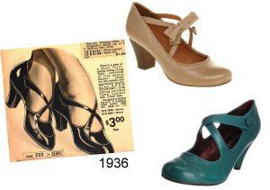Обувь в стиле Гетсби расчитана на танцы
