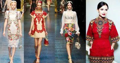 Этнический стиль в одежде – это уникальные традиции, устои и обычаи определенных народов