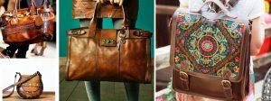 Главным аксессуаром бохо можно смело считать сумку