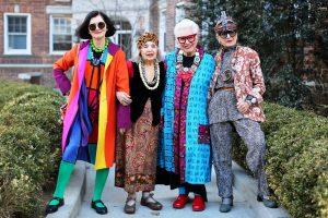 Бохо стиль для женщин 50 лет и старше