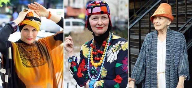 Бохо стиль для 50-летних женщин