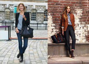 Городской стиль в одежде воплощает в себя свободу и раскованность