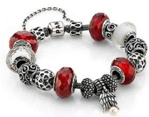 Легендарные браслеты в стиле pandorа