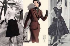 Стильный образ женщины 30-х годов 20 века