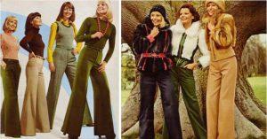Винтажный стиль из 70-х вызывает противоречивые чувства
