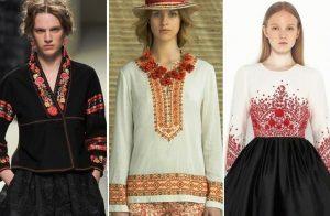 Блузы в этническом стиле дополнят любой гардероб и создадут новый характер образу