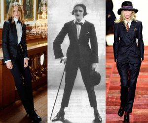 Денди стиль одежды был основан в 19 веке и стремительно набрал популярность