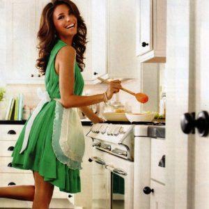 Платья - самая сексуальная часть одежды в домашнем гардеробе