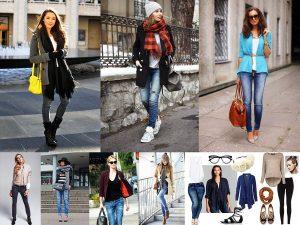 Базовый гардероб в стиле casual подразумевает правильное сочетание простых вещей