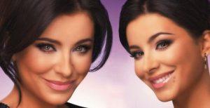 Тональную основу  в макияже Ани Лорак подбирает в бежево-коричневых тонах
