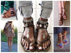 Обувь - это единственный предмет гардероба, который выполняется с минимализмом и с применением материалов неброских цветов