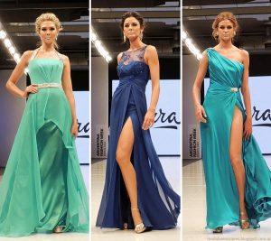 Крой вечернего платья с течением времени практически не изменился, а вот детали декора и отделка ткани в греческом стиле меняется с каждым сезоном благодаря талантам модельеров