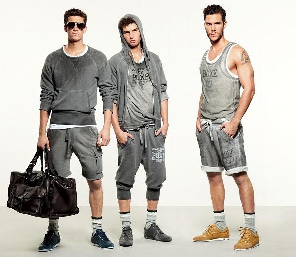 спортивная одежда в английском стиле