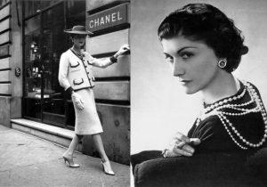 Модели Коко Шанель стали классикой в мире моды