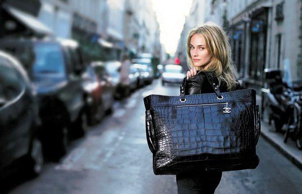 Дамская сумка должна быть функциональной, удобной и подходящей по стилю