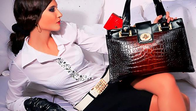Стильная сумка - один из самых главных аксессуаров в женском образе
