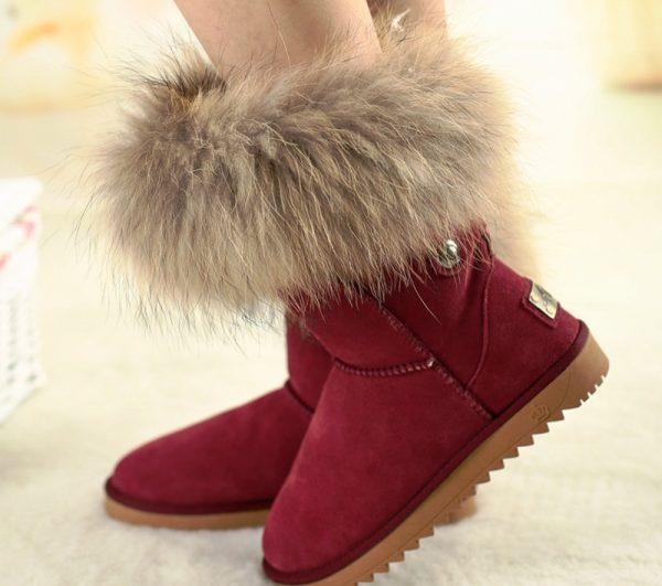 Угги - теплая и удобная обувь