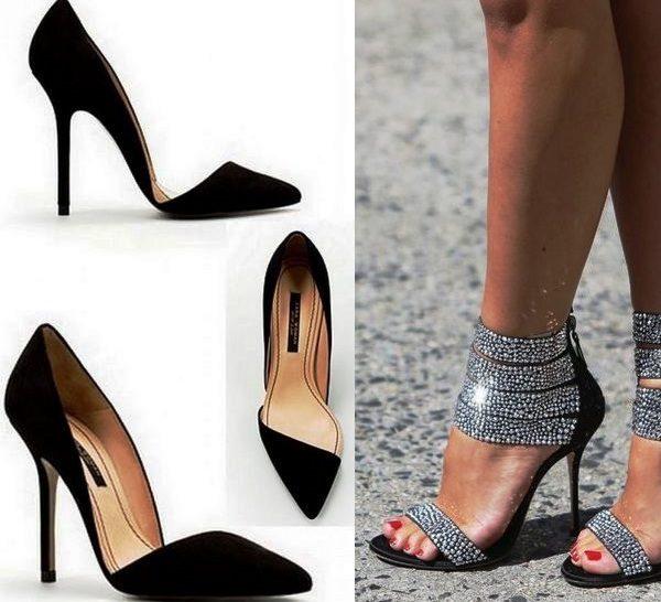 Самые классные вечерние туфли – это те, что вам по душе!