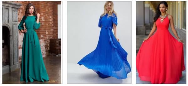 0132e0ae0ad Макси-платья из полупрозрачного шифона являются самыми популярными этим  летом. Такого рода модели продемонстрировали самые именитые дизайнеры на  подиумах ...