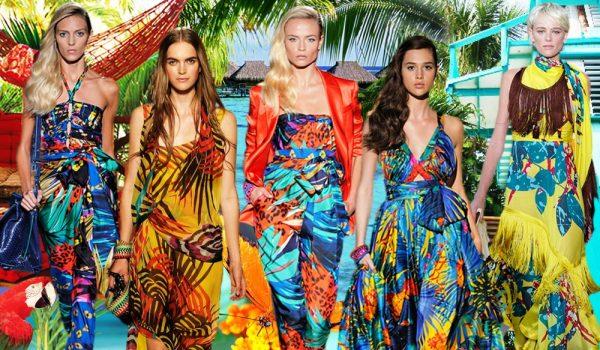 Экзотический африканский стиль в одежде набирает все большую популярность