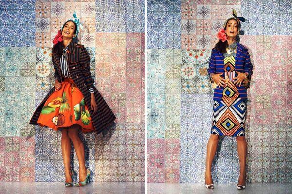 Создавая себе образ в африканском стиле, вы никогда не окажетесь без внимания!
