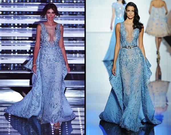 В вечернем дизайнерском платье вы будете королевой бала