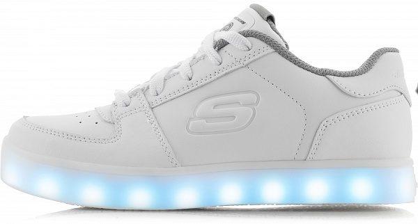 Светящиеся кроссовки Скетчерс