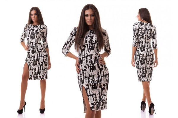 e3a3cf8a5c89 Трикотажные платья: модные тенденции и особенности ухода | | WestSharm