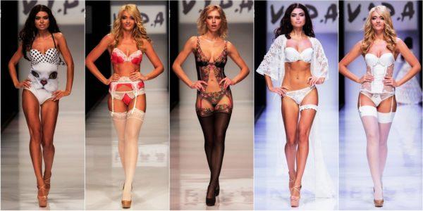 Сегодня нижнее белье не только элемент моды, оно также является предметом всеобщего обзора