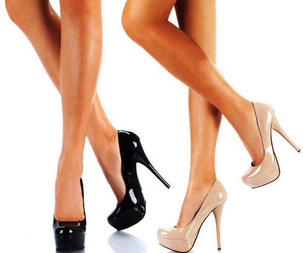 Самое главное - обувь должна быть удобной и комфортной