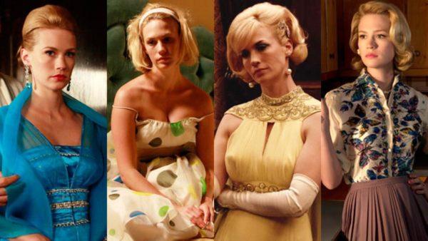 """Бетти Дрейпер из сериала """"Безумцы"""" в исполнении January Jones произвела революцию в мире моды"""