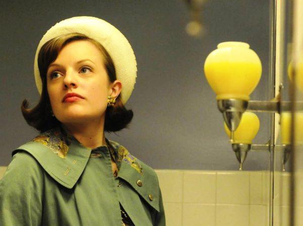 Пегги Олсон (Peggy Olson) в исполнении Елизабет Мосс - элегантная и утонченная