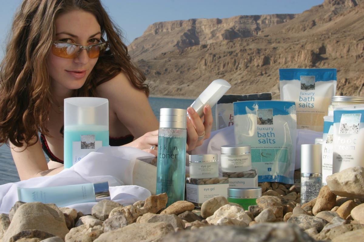 купить косметику на мертвом море в израиле