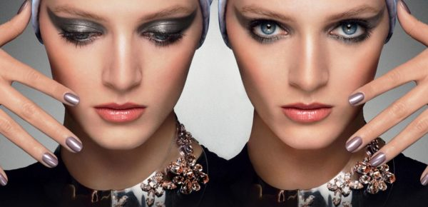Макияж с показа Christian Dior