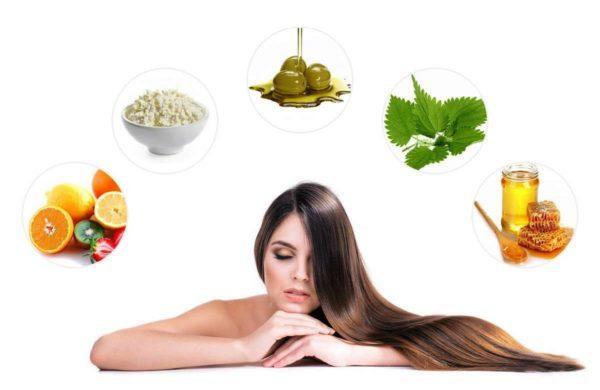 Теперь ухаживать за волосами будет просто, быстро и эффективно, пользуясь нашими рецептами