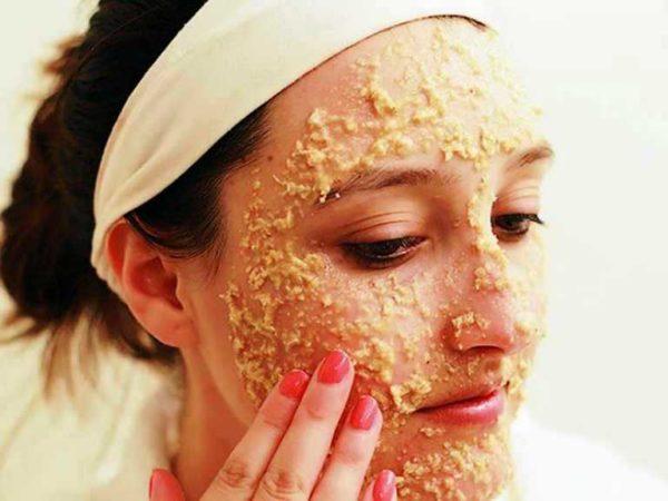 Маска из овсянки сделает вашу кожу мягкой и бархатистой
