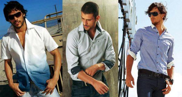 Фасоны мужских рубашек разнообразны, их популярность соответствует моде. Подберите самые подходящие модели для своей фигуры, и тогда ваш образ будет идеальным.