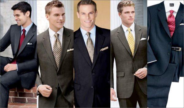 Самый удачный вариант для любого мероприятия – это белая рубашка, с которой одинаково хорошо комбинируются галстуки любых цветов
