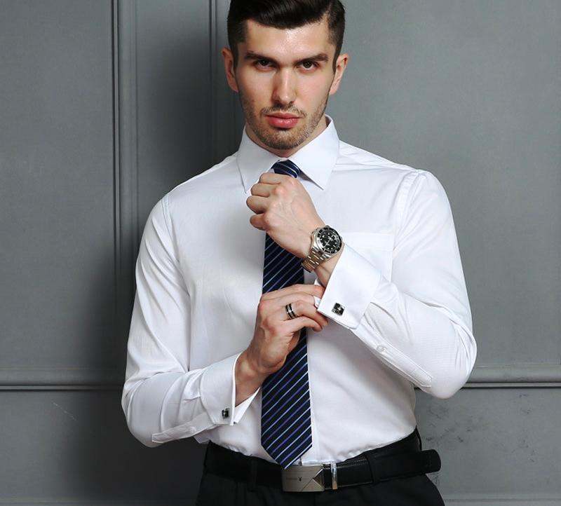 Как правильно выбрать мужскую рубашку