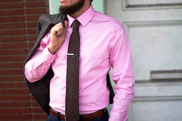 Купите такую мужскую рубашку, и попадание в тренды вам обеспечено