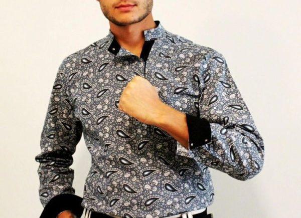 Сегодня из косоворотки можно сделать стильную оригинальную рубашку