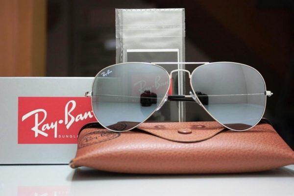 Настоящие солнцезащитные очки Ray-Ban