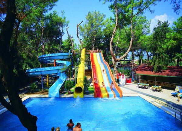 Парк отелей Пиар клаб