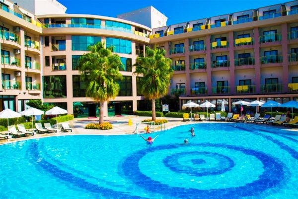 Эльдар Резорт - новый недорогой отличный отель Кемера
