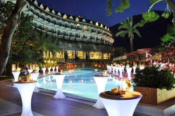 Амара Винг - очень комфортный и красивый отель