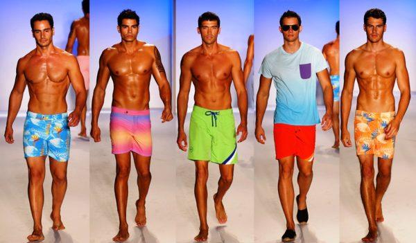 Несомненно, лучшим fashion-выбором для отдыха будут пляжные мужские шорты