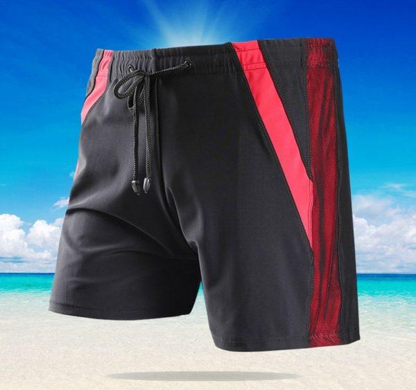 Пляжные мужские шорты  - боксеры, подходят, как для пляжа, так и для бассейна