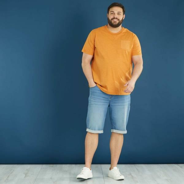 Мужские шорты больших размеров станут настоящим украшением гардероба, помогут создать не один удачный образ и успешно смоделировать фигуру при условии тщательного подбора цвета и кроя изделия