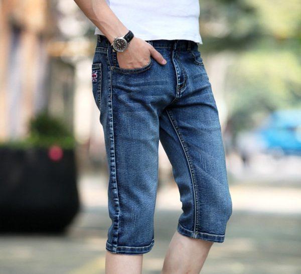 Сложно представить мужские шорты без карманов