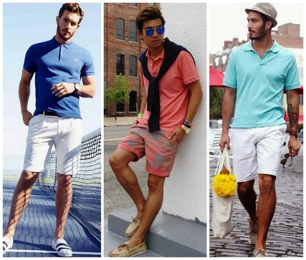 Обувь, которую носят с шортами, разнообразна
